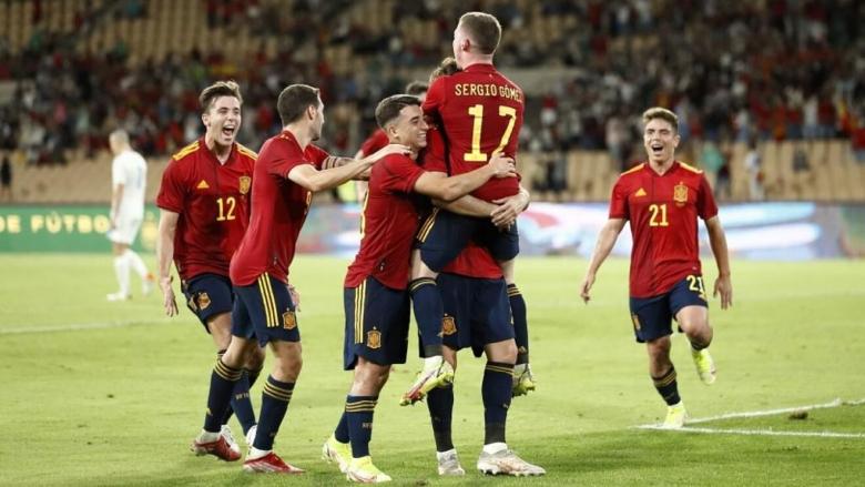Некој рече Шпанија не играла добро?