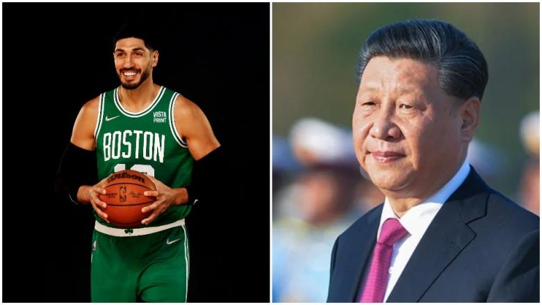 Турчинот Кантер од НБА го критикуваше Си Џинпинг, Кина забрани пренос на Бостон Селтикс