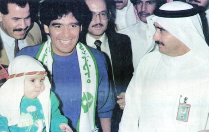 Барса и Бока ќе играат Куп Марадона во Саудиска Арабија, Диего еднаш настапил таму